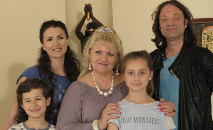 Rodzina Rozsądnych (fot. Maciej Borkowski)