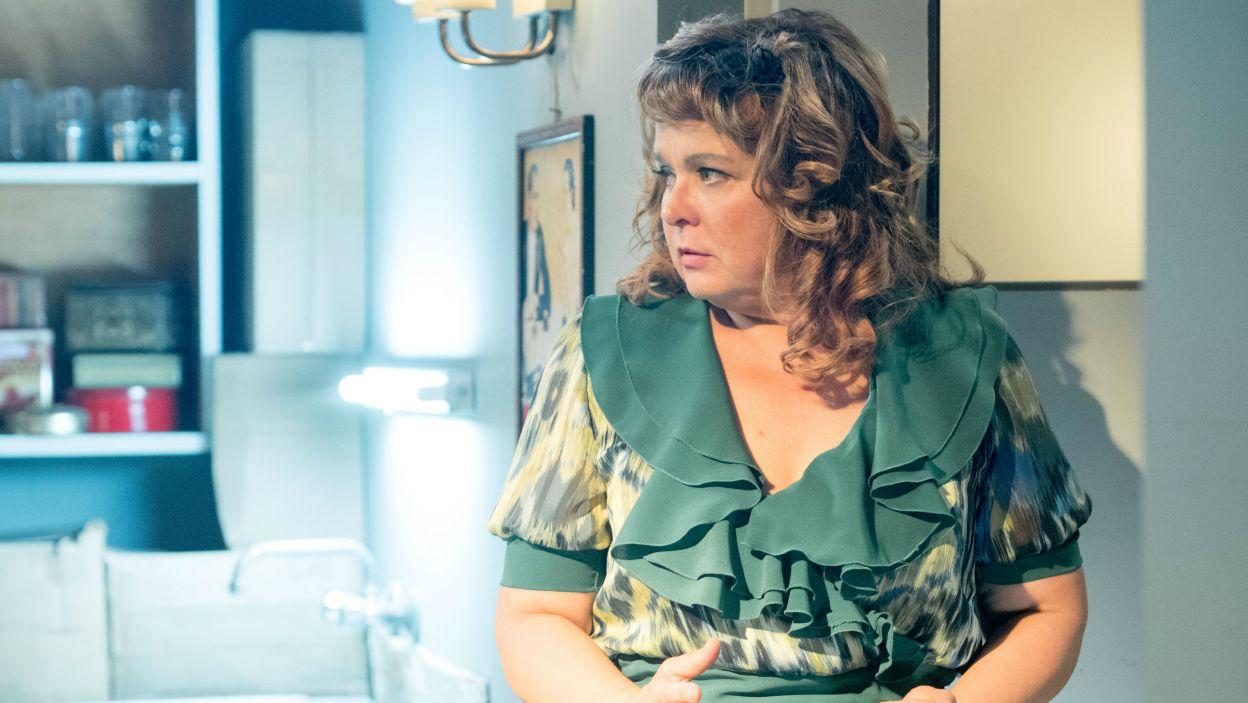 Jej córkę Ludmiłę zagrała Edyta Jungowska (fot. Tomasz Jodłowski)