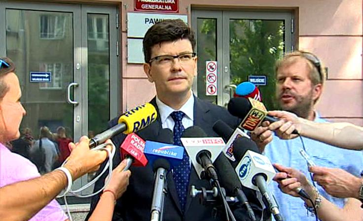 Śledczy chcą uchylenia immunitetów  prezesa NIK i posła Jana Burego
