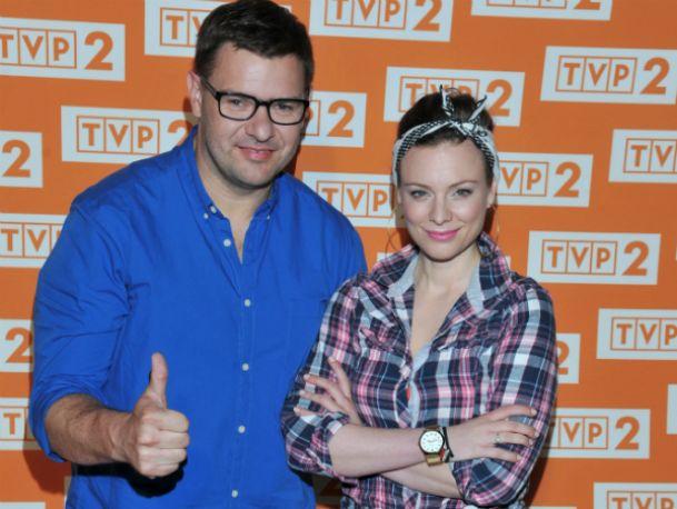 """Magdalena Boczarska gościem w serialu """"rodzinka.pl"""""""