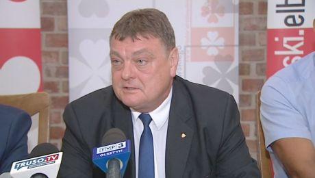 Witold Wróblewski złożył wniosek o rejestrację Komitetu Wyborczego Wyborców