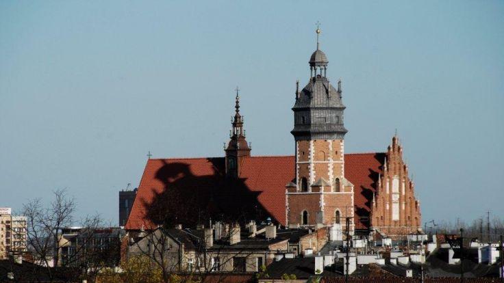 Kościół Bożego Ciała został wybudowany w XIV i XV wieku, fot. bozecialo.net
