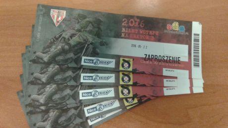 Bilety na mecz Polonia - Wybrzeże
