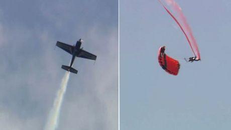 Mazury Air Show, czyli akrobacje pod pełną kontrolą
