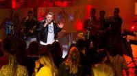 """...zespół Reggaeside z piosenką """"Marzenia"""" (fot. TVP/Jan Bogacz)"""