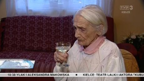 106 urodziny pani Marianny