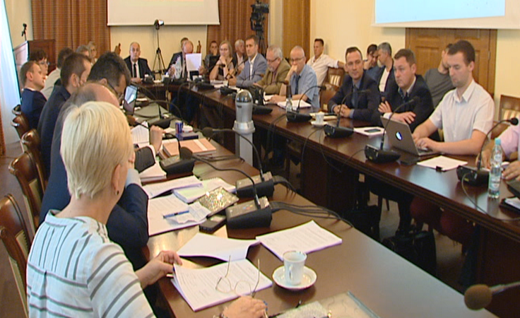 Janusz Kubicki otrzymał absolutorium. SLD i PiS przeciwko