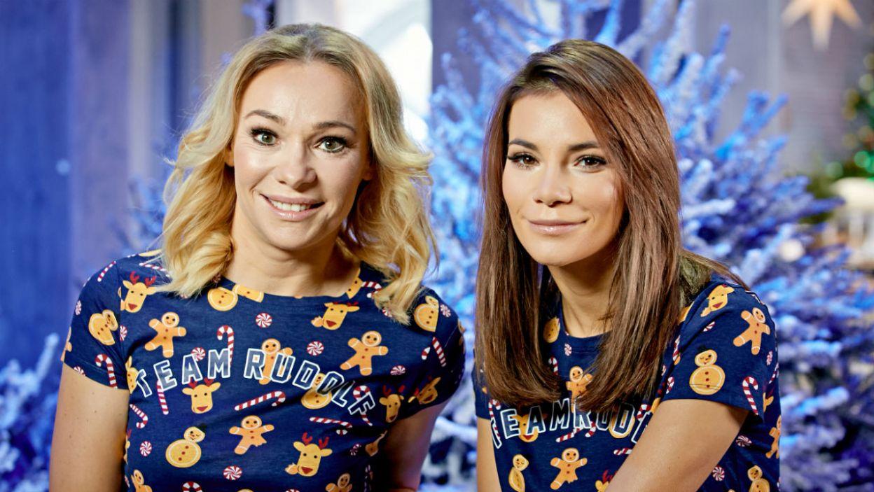 Sonia i Maja Bohosiewicz (fot. TVP)
