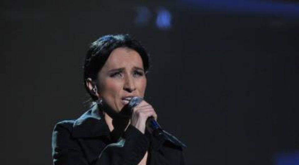 """Renata Przemyk śpiewała o pewnej """"Szui"""" (fot. Ireneusz Sobieszczuk/TVP)"""