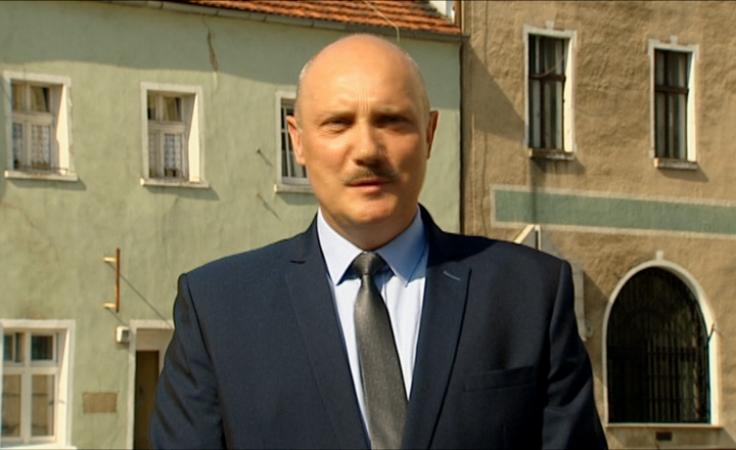 Przemysław Gliński będzie walczył o fotel burmistrza