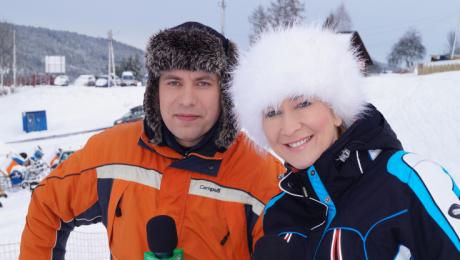 Ilona Małek  i Marcin Pawlak
