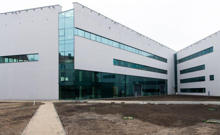 Nowa siedziba ASP. Foto. PAP/Andrzej Grygiel
