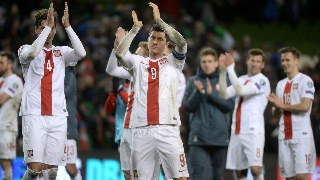 Zwycięstwo uciekło w ostatnich sekundach. Irlandia–Polska 1:1
