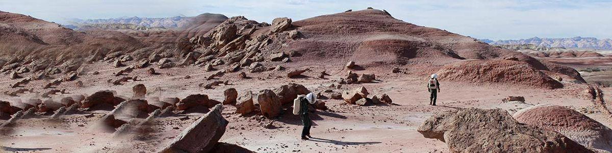 Symulanci na Marsie