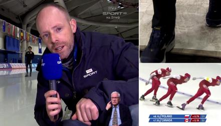 Polacy walczą o olimpijskie kwalifikacje... na najszybszym torze świata