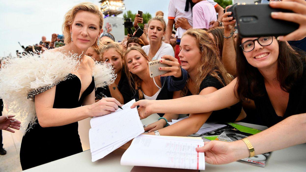 Cate Blanchett (EPA/ETTORE FERRARI)