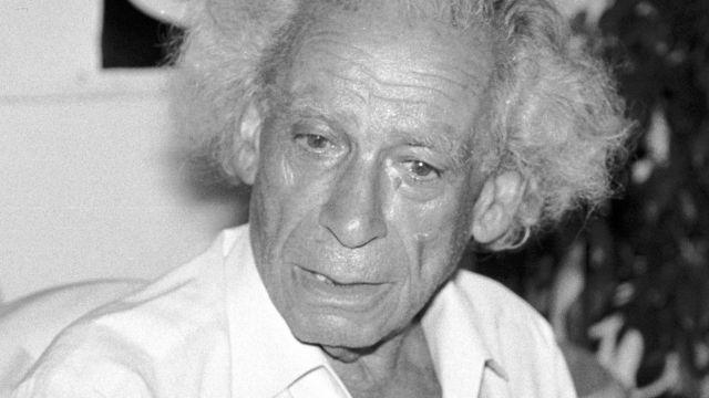 Portret Samuela Fullera