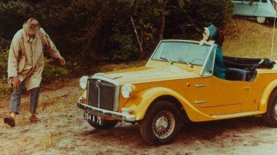 Pan Hulot wśród samochodów