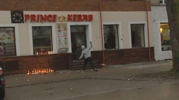 W wyniku zamieszek policja zatrzymała ponad 30 osób