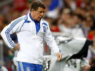 Otto Rehhagel doprowadził Greków do sensacyjnego złota mistrzostw Europy (fot. PAP/EPA)