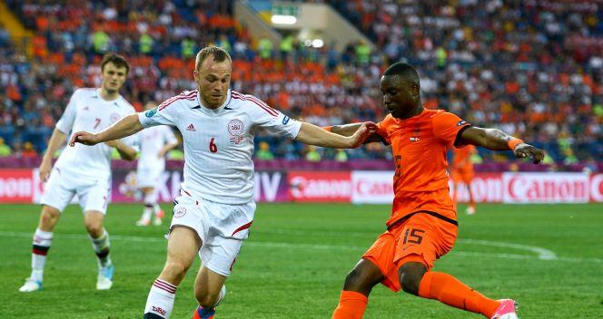 Lars Jacobsen i Jetro Willems (fot. Getty Images)