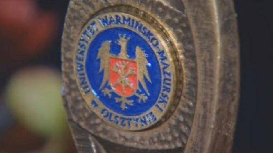 Olsztyński Oddział TVP znalazł się w zaszczytnym gronie osób i instytucji zasłużonych dla Uniwersytetu Warmińsko-Mazurskiego.
