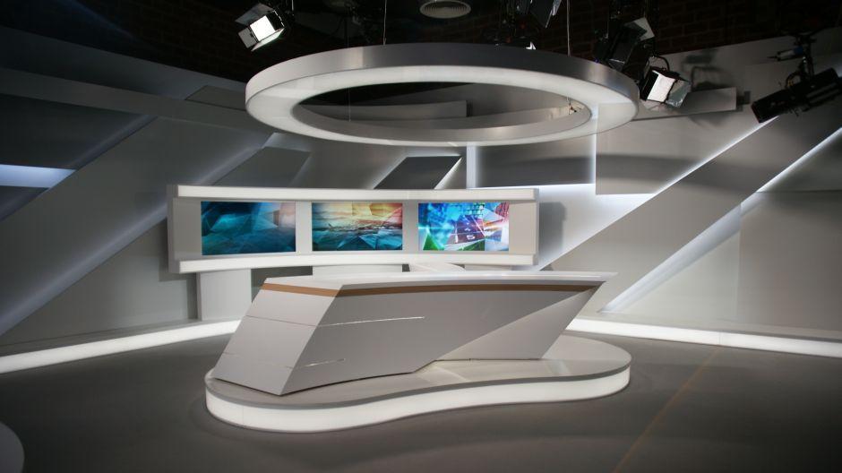 Małe studio TVP3 Gdańsk