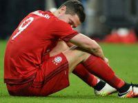 Lewandowski: byliśmy lepsi, brak awansu bardzo boli...
