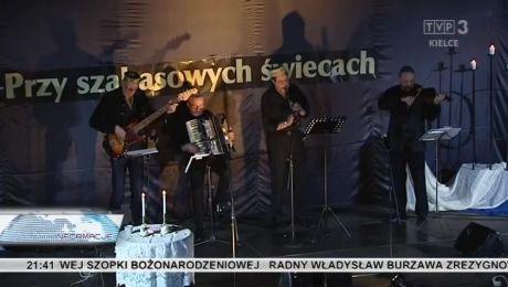 Koncert przy szabasowych świecach