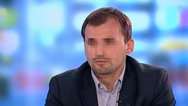 Marcin Dubieniecki (wyraził zgodę na podawanie pełnego nazwiska) został zatrzymany 23 sierpnia 2015 r. razem z czterema innymi osobami. fot. TVP Info