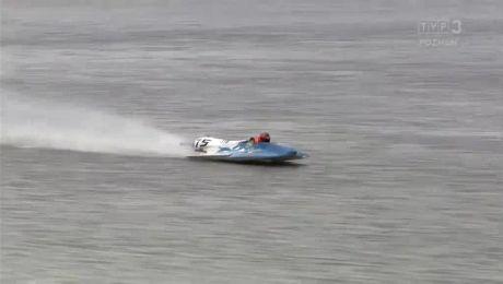 Motorowodne Mistrzostwa Europy Chodzież (01.07.2018)