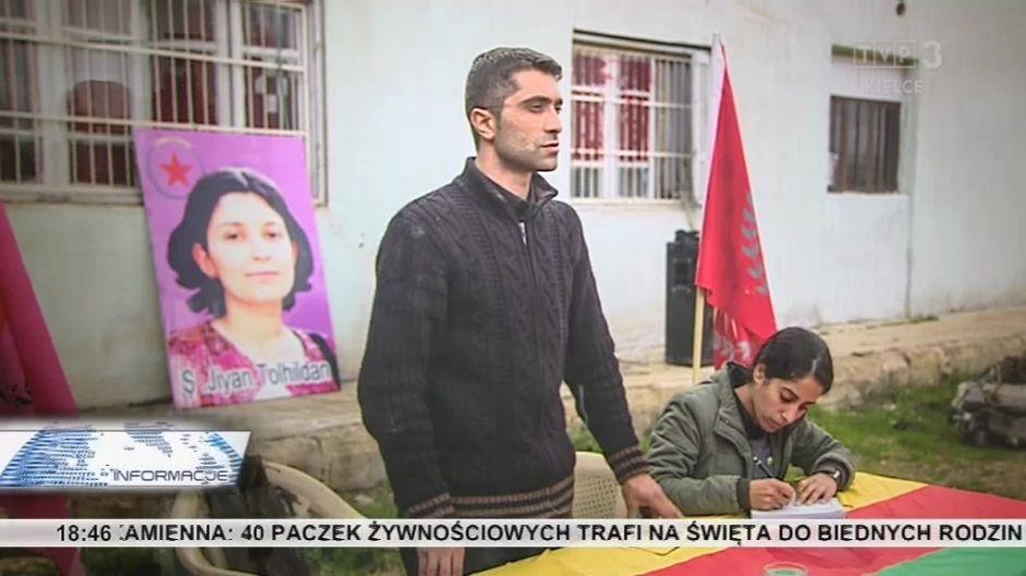 Wojna według Newshy Tavakolian