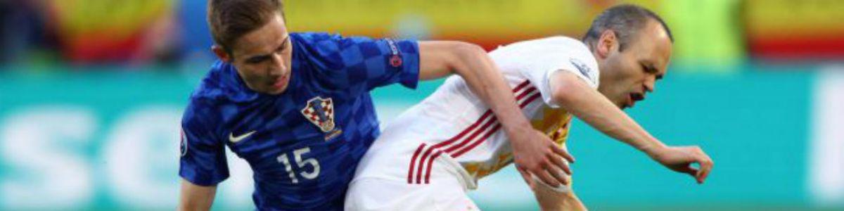 EURO 2016 1/8 finału: Włochy-Hiszpania