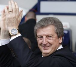 Roy Hodgson nie zmienił wiele składzie kadry