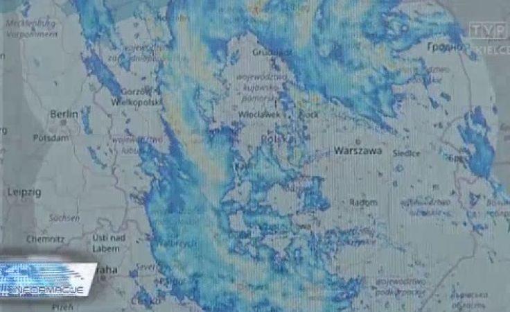 Uwaga na burze! Alert pogodowy w regionie