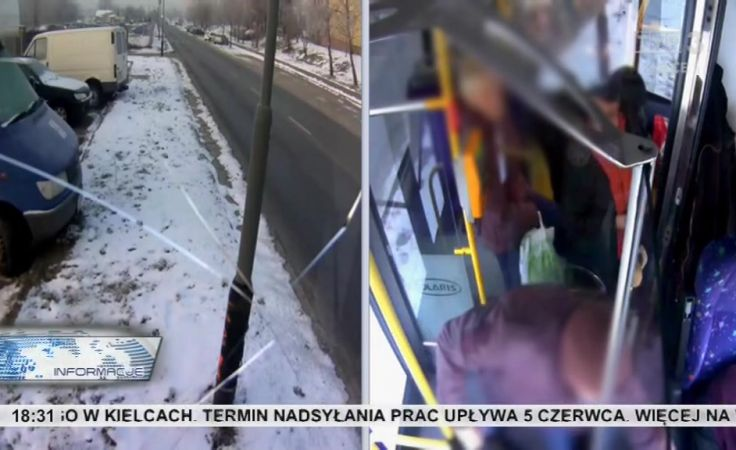 Poszukiwani świadkowie wypadku autobusu MPK