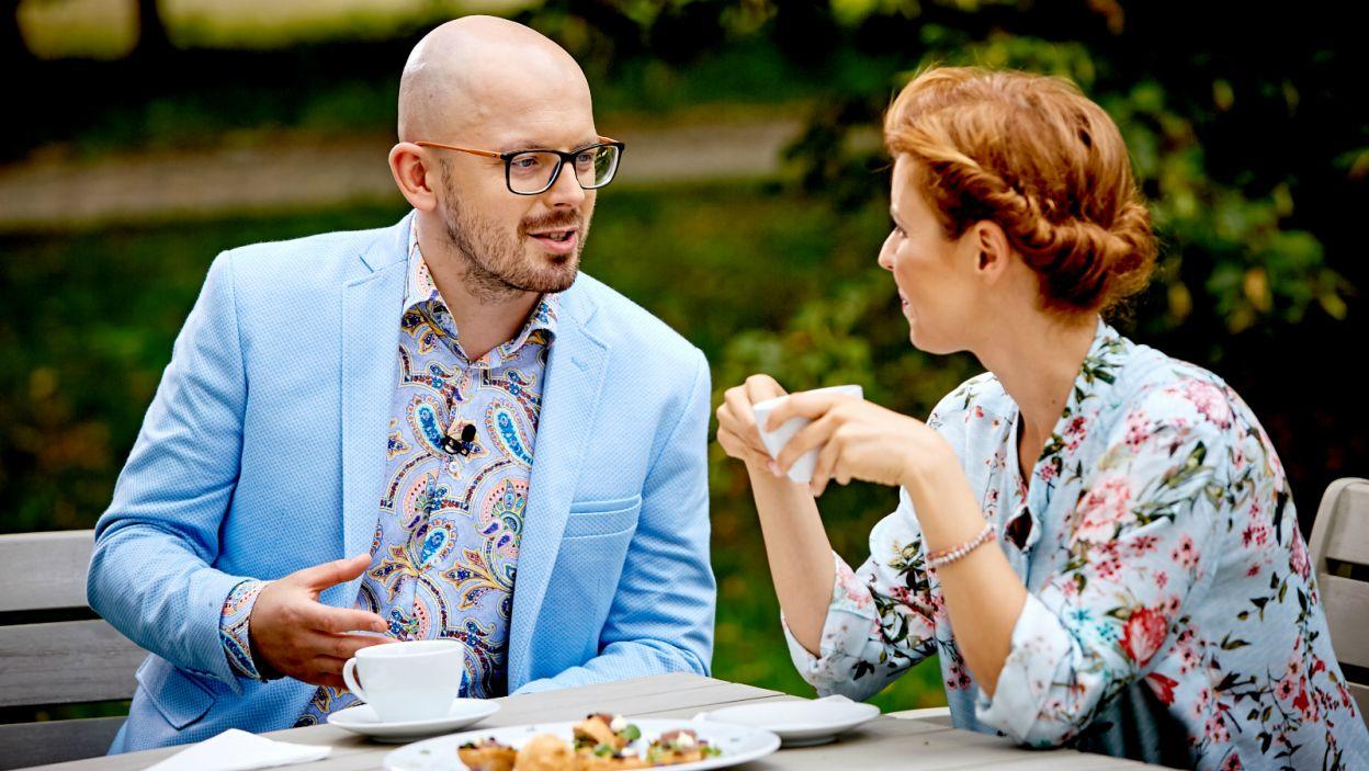 """Kto udowodnił, że potrafi """"okiełznać"""" słone i słodkie? (fot. TVP)"""
