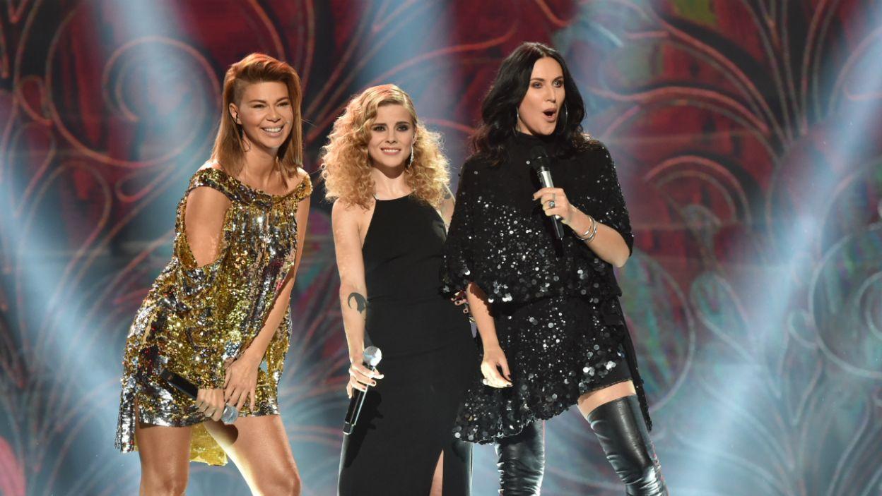 Trzy wspaniałe kobiety w energetyzującej piosence – to było to! (fot. Ireneusz Sobieszczuk)