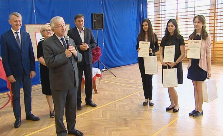 Uczniowie z Mirca poradzili sobie z wiedzą o pracy Sejmu
