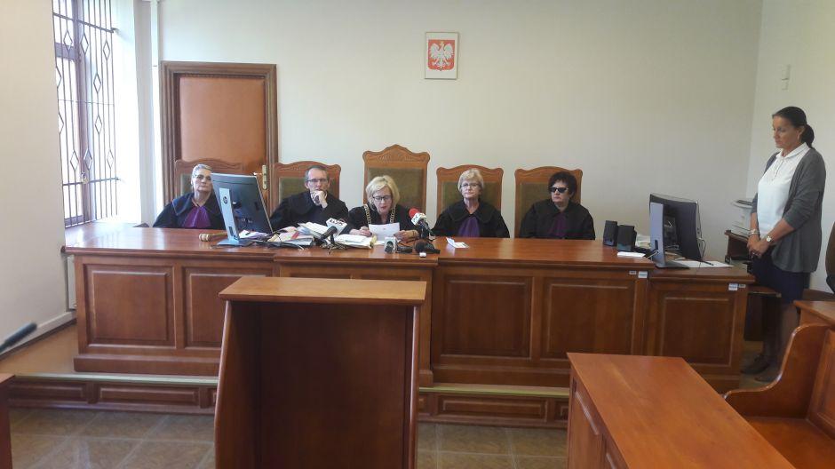 Wyrok zapadł przed włocławskim sądem