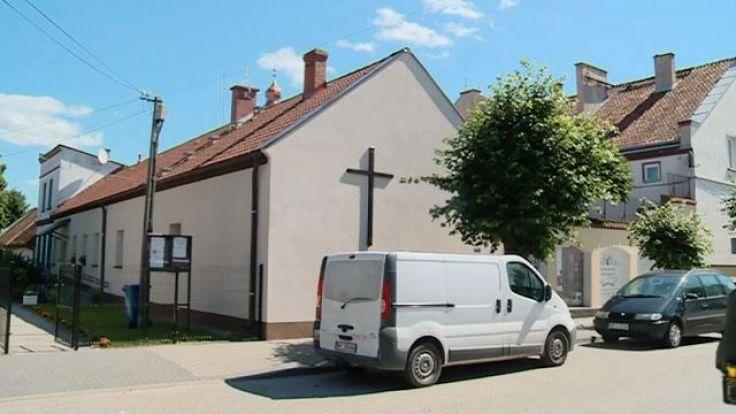 Przestępstwo zgłosił proboszcz parafii Ewangelicko-Augsburskiej w Piszu