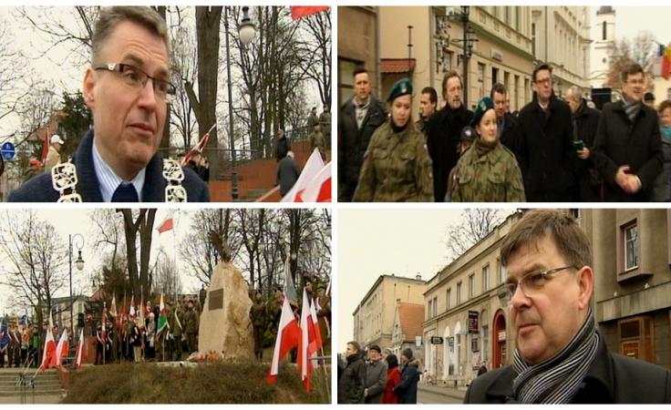 Dzień Pamięci Żołnierzy Wyklętych podzielił polityków