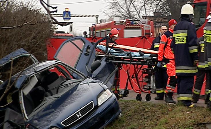 W wypadku śmierć poniosły dwie osoby.