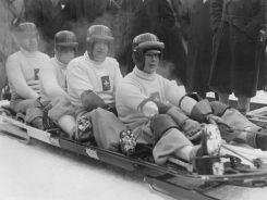 Szwajcarscy bobsleiści (fot. Getty Images)