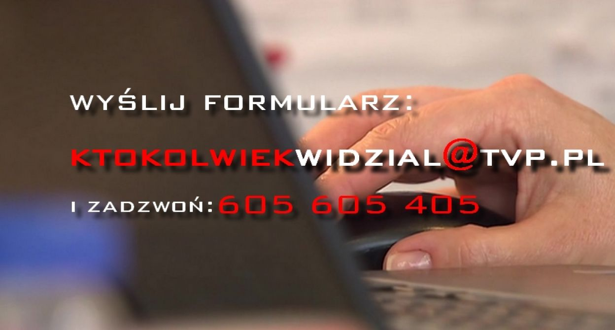 Napisz e-mail, zadzwoń 605 605 405