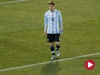 Messi odpocznie od kadry?