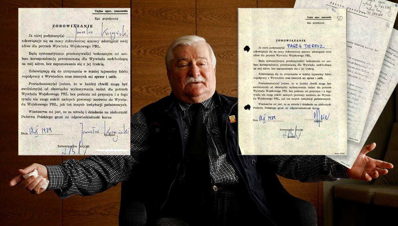 Opracowaniem Pawła Deresza jako kandydata do współpracy zajął się mjr Ryszard Barski. (fot. REUTERS/Kacper Pempel)