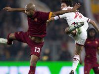 Dużo walki, zero goli. Roma i Milan na remis