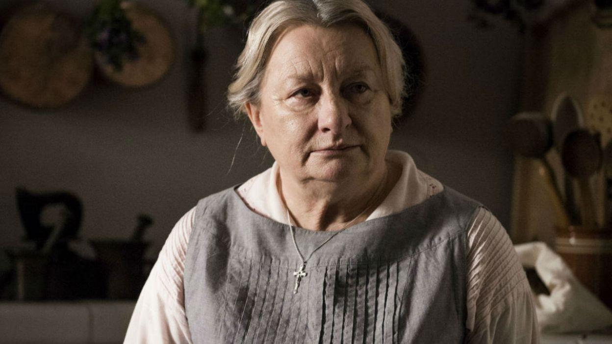 Wojciechowa martwi się o Lalę i Józefkę (fot. TVP)