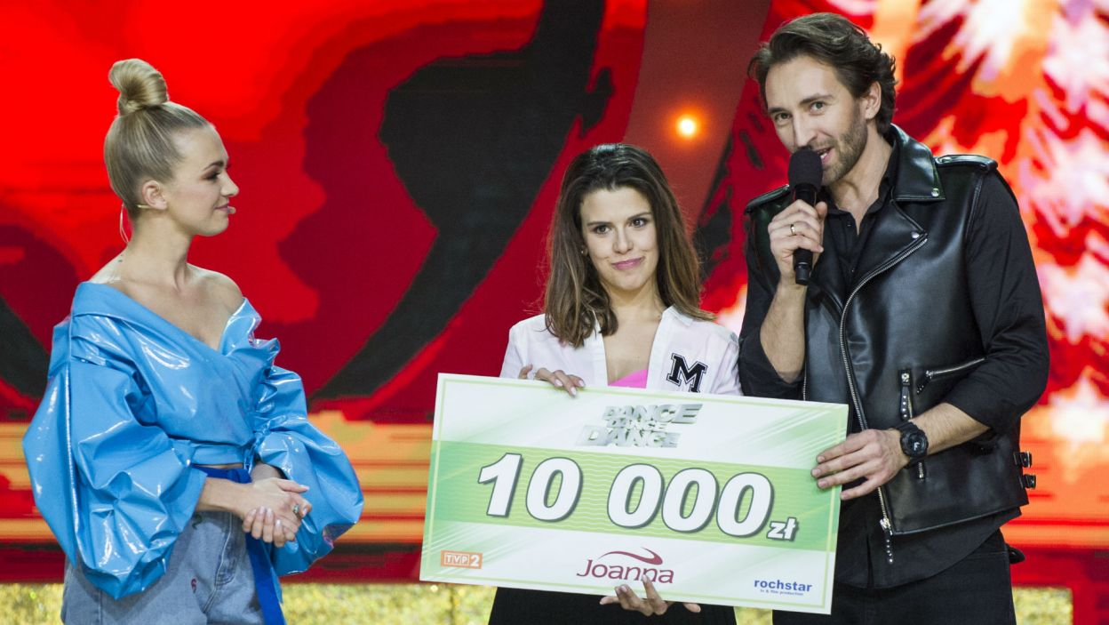 Z programem musieli pożegnać się Monika i Dariusz. Dla kogo przekazali swoją nagrodę? (fot. N. Młudzik/TVP)